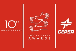 CEPSA is celebrating the 10th anniversary of its Social Value Awards