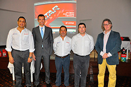 Cepsa signs agreement to market lubricants in Colombia