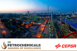 Cepsa wins Petrochemical Plant of the Year Award for newly opened Shanghai site