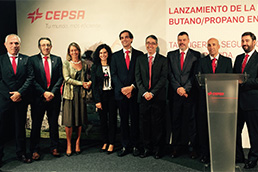 Cepsa to offer a bottled gas alternative to Basque consumers