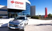 CEPSA Lubricantes and INFINITI sign exclusive commercial agreement