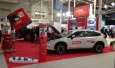 CEPSA exhibits LPG vehicles in the Alternative Fuel Show in Valladolid