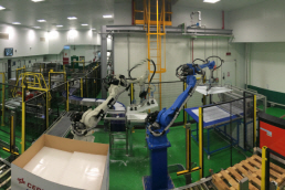 Cepsa´s new paraffin molding plant fully operational