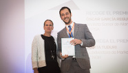 2nd Diamond Prize from AERCE to Cepsa for the Best Project in Corporate Social Responsibility