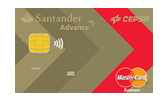 Santander Advance Cepsa