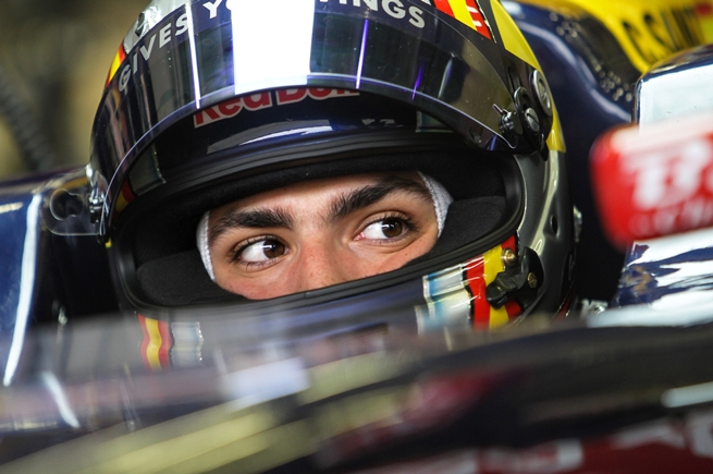 carlos-sainz-nurburgring-casco-world-series