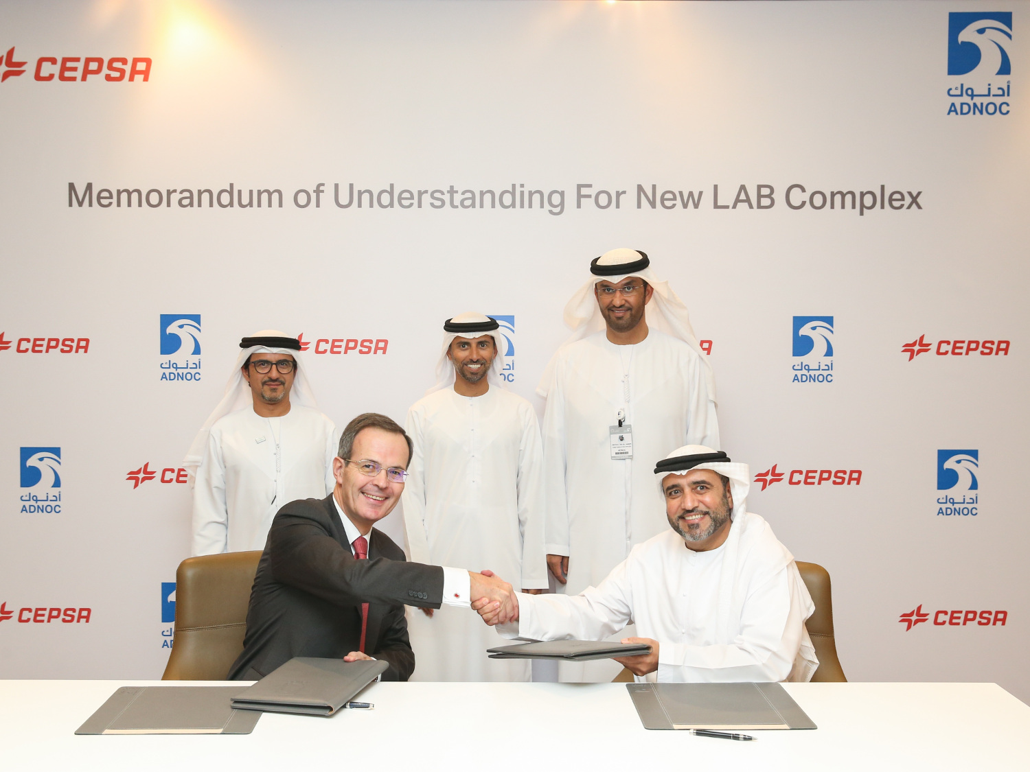 Cepsa and ADNOC sign agreement to evaluate new world-scale
