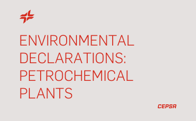 Environmental Declarations - Petrochemical plants