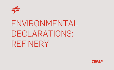 Environmental Declarations - Refinery