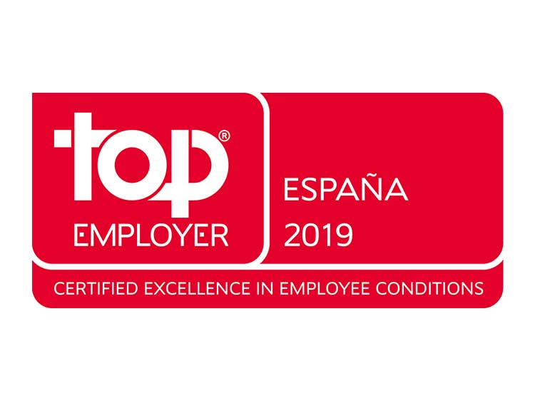 Cepsa awarded 2019 Top Employer certification