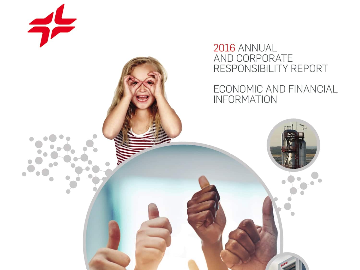 ANNUAL AND CORPORATE RESPONSIBILITY REPORT 2016
