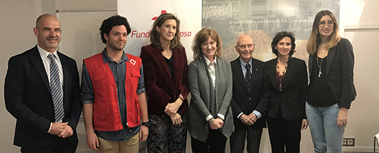 Fundacion Cepsa is collaborating with The Red Cross on the Promoting Academic Success project aimed at pupils with social difficulties
